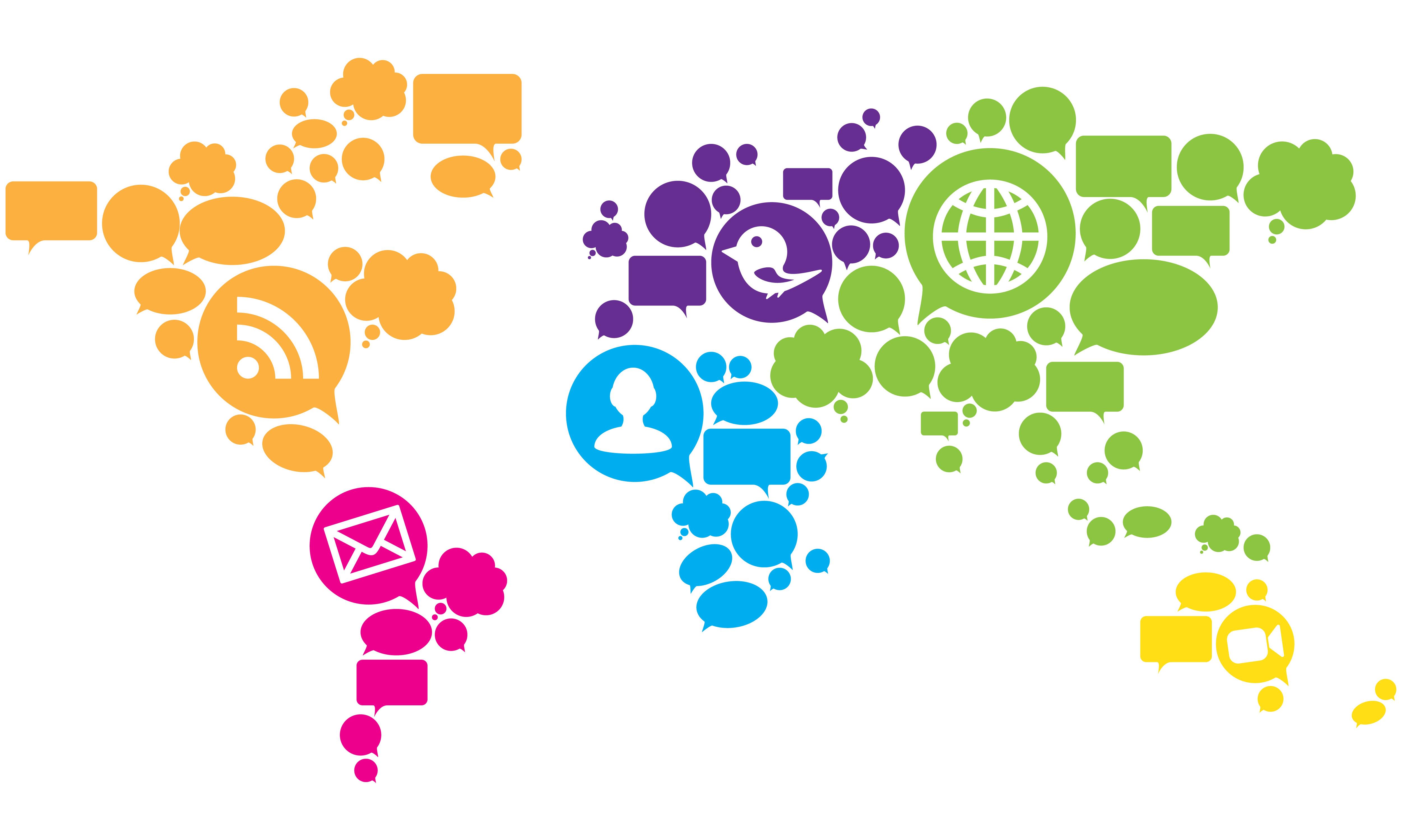 Global Marketing. Image Source: http://advfree.it